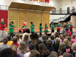 cardinal christmas assembly
