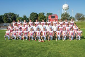 Maquoketa Cardinals football team