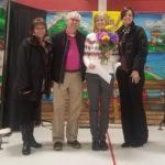 Joyce Ostert Receiving her Impact Award