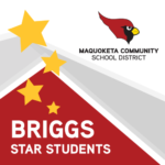 Briggs Star Student graphic