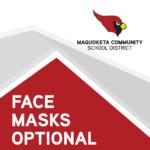 Face Masks Optional graphic